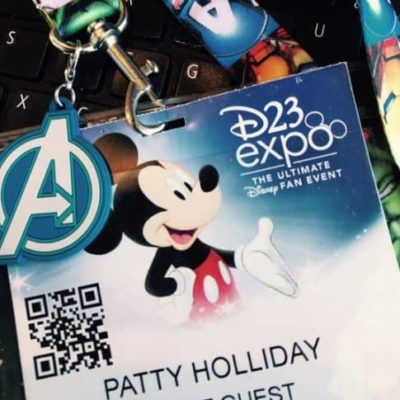 Letting the Inner Fangirl Out at Disney's D23 Expo