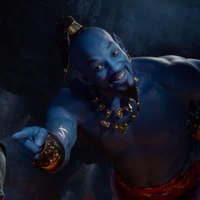Prince Ali Parade & Yup, The Genie Is Blue   Aladdin TV Spot