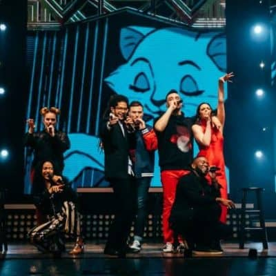 Disney's DCappella Review   A Must-See Tour For The Disney Fan!