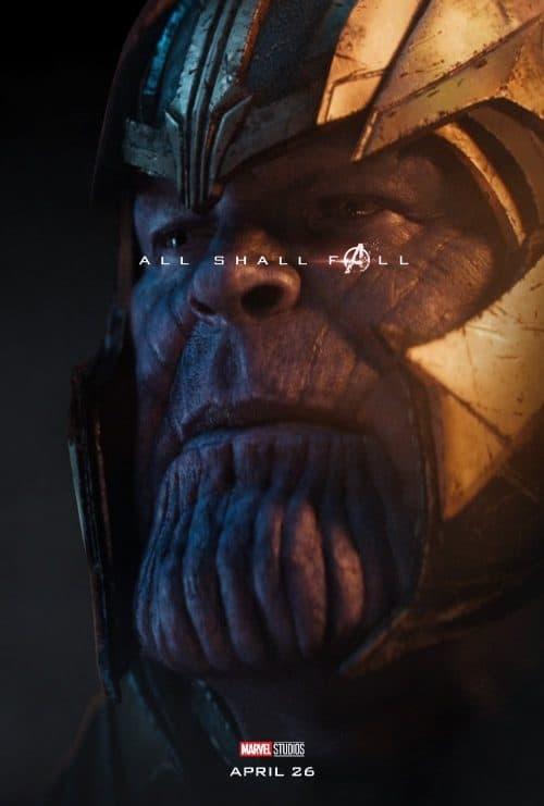 Thanos Avenge the Fallen Memes