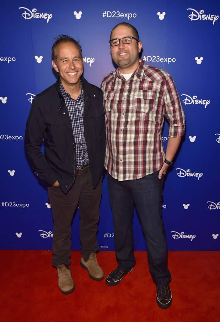 d23 expo toy story 4 Jonas Rivera and Director Josh Cooley