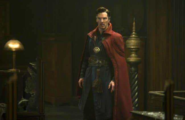 doctor strange 2016- a sequel might be on the Marvel movie schedule