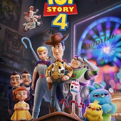 Get Your Tissues! Toy Story 4 First Official Trailer & New Poster