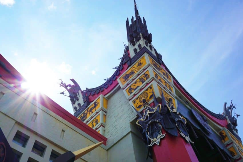 Hollywood Studios Chinese Theater