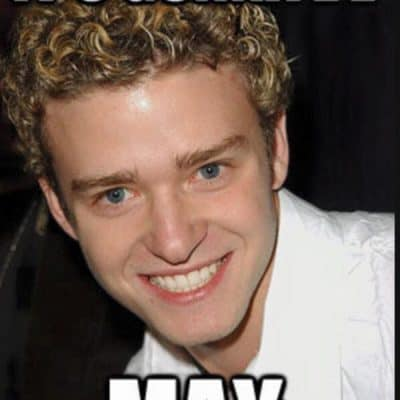 16 Favorite It's Gonna Be May Memes