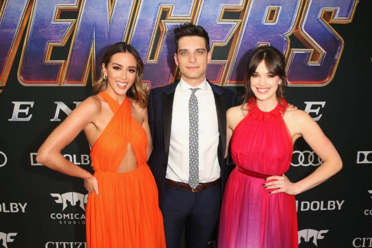 "Los Angeles World Premiere Of Marvel Studios' ""Avengers: Endgame"" AGents of World"