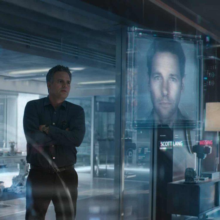 Marvel Studios' AVENGERS: ENDGAME..Bruce Banner