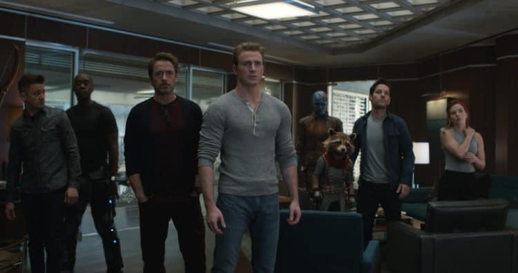 Marvel Studios' AVENGERS: ENDGAME.