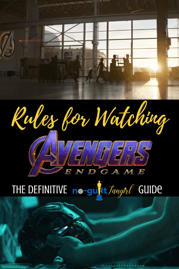 There are rules to watching a Marvel movie in the theater, especially when it comes to Avengers: Endgame. Here's the guide you need to follow for your trip to the theater with a favorite MCU fan! #Marvel #Avengers #MCU