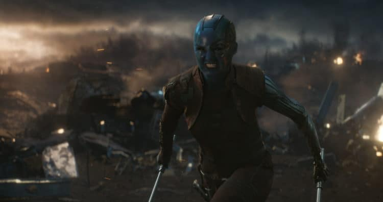 Marvel Studios' AVENGERS: ENDGAME..Nebula