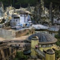 First Look at Star Wars Galaxy's Edge in Disney Parks