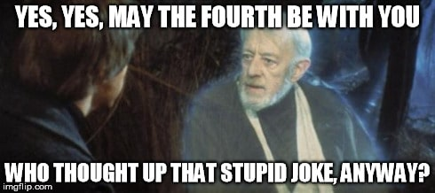 may the 4th meme ben kenobi and luke skywalker star wars memes