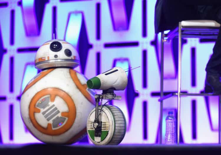 """D-O Star Wars Celebration: """"The Rise of Skywalker"""" Panel"""