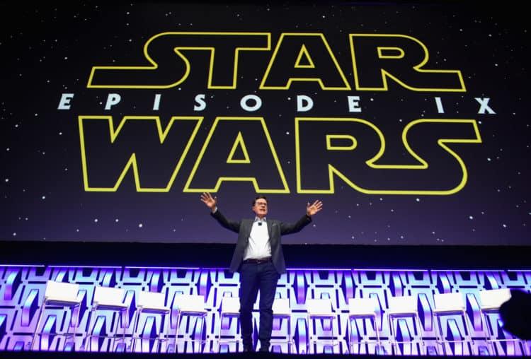 """Star Wars Celebration: """"The Rise of Skywalker"""" Panel"""