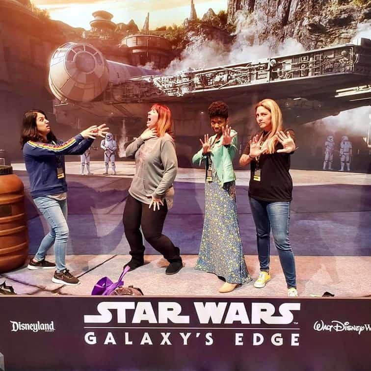 the geekly show at star wars celebration 2019