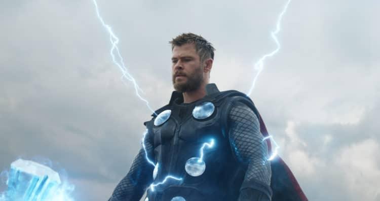 Marvel Studios' AVENGERS: ENDGAME..Thor