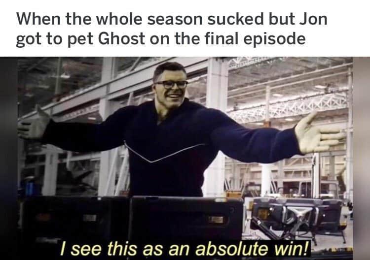 Hulk Game of Thrones Series Finale Memes