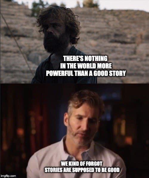 Stories Game of Thrones Series Finale Memes