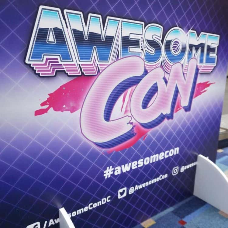 awesome con signage