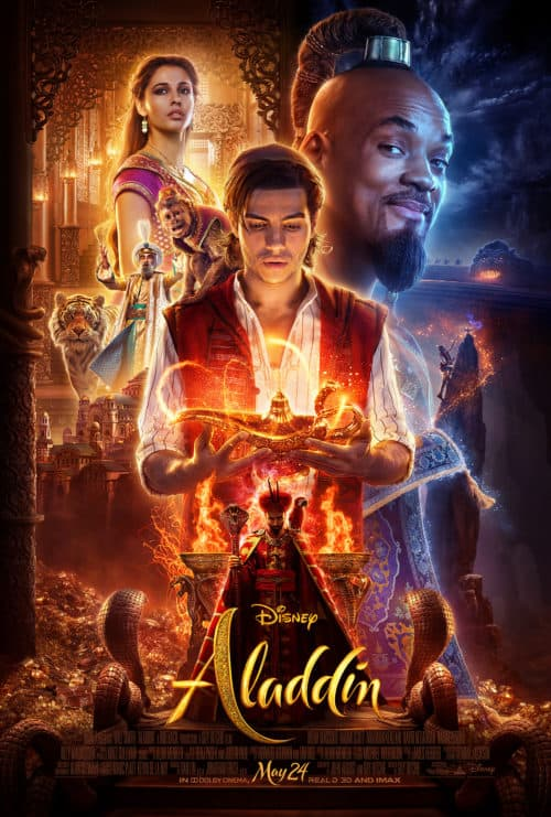 Aladdin movie poster aladdin parent review