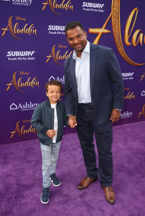 "World Premiere of Disney's ""Aladdin"" In Hollywood"