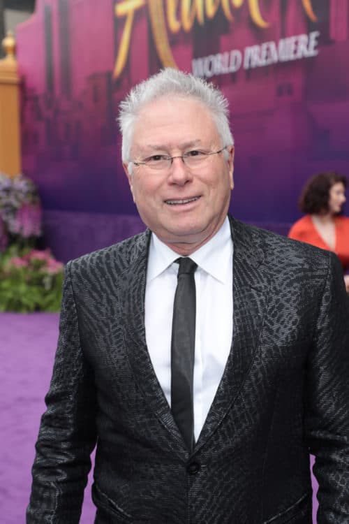 "Alan Menken World Premiere of Disney's ""Aladdin"" In Hollywood"