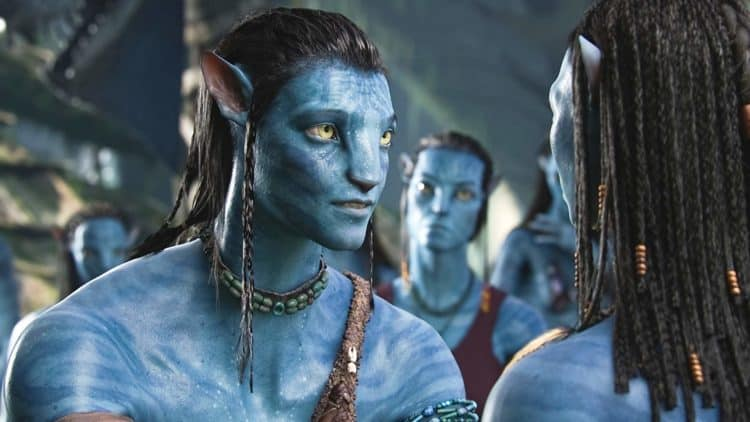 name the characters in Avatar