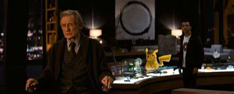 bill nigh Detective pikachu