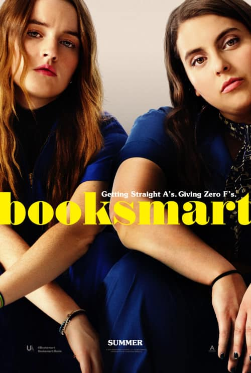 Booksmart movie poster- Booksmart Parent movie review