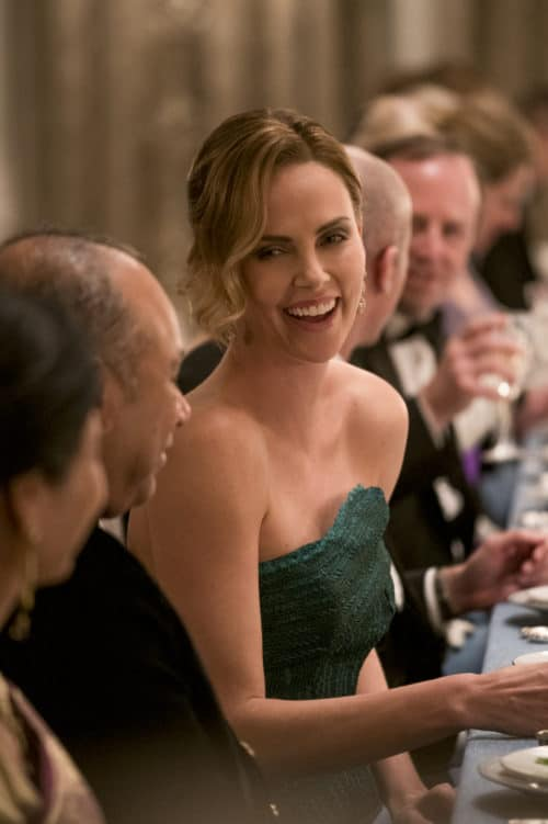 Charlize Theron stars as 'Charlotte Fields