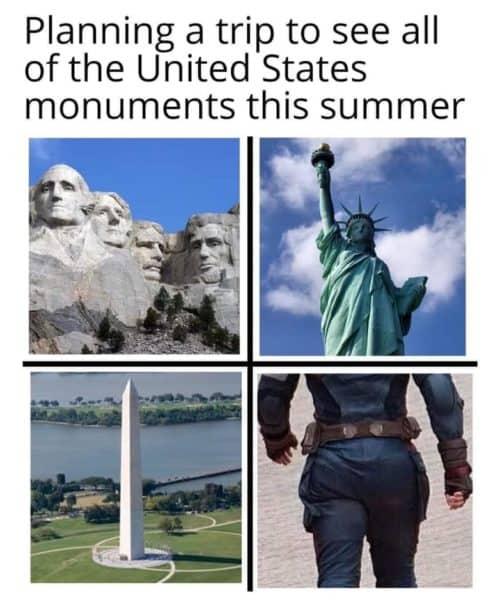 Best Avengers: Endgame Memes Spoilers Americas Ass