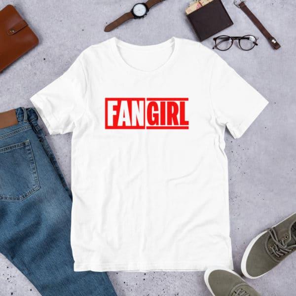 Marvel Fangirl Tshirt
