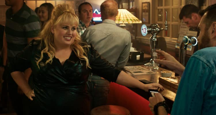 REbel Wilson in THE HUSTLE parent movie review