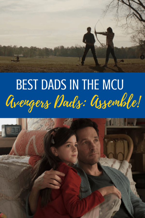 He might have been your father, but he wasn't your Daddy. Here are the best Avengers Dads in the MCU. Celebrate Father's Day with a Marvel movie marathon!