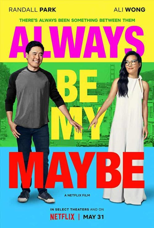 always be my maybe parent movie review movie poster