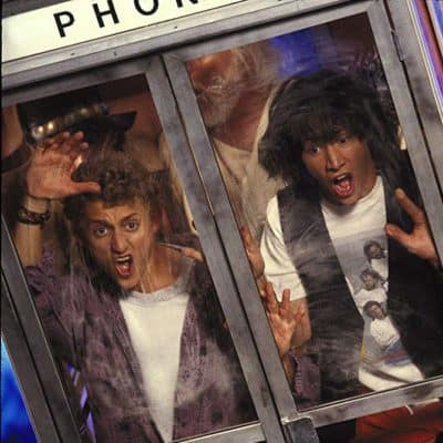 Does Bill & Ted's Excellent Adventure Hold Up? WHOA