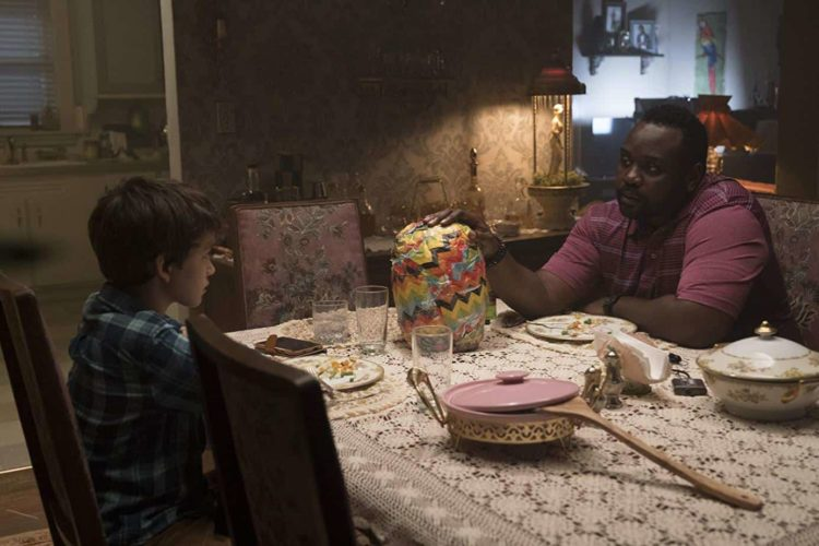 Childs Play 2019 Gabriel Bateman and Brian Tyree Henry