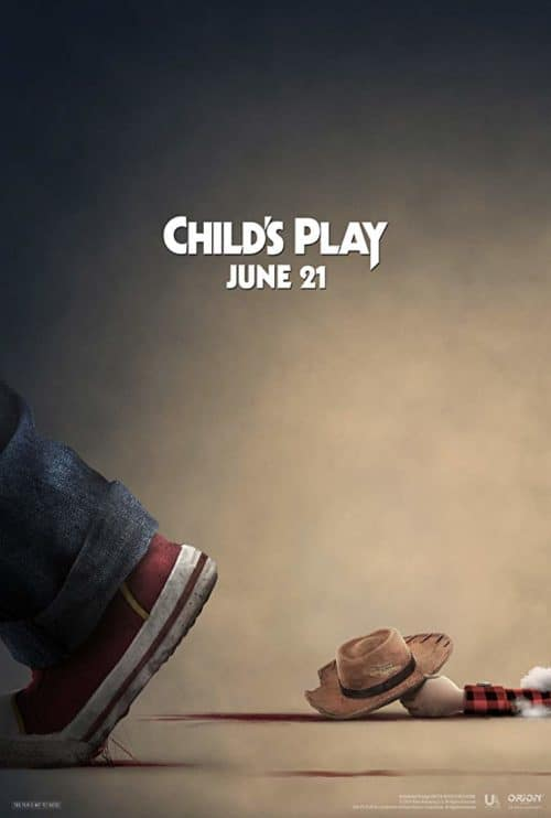 childs play 2019 poster