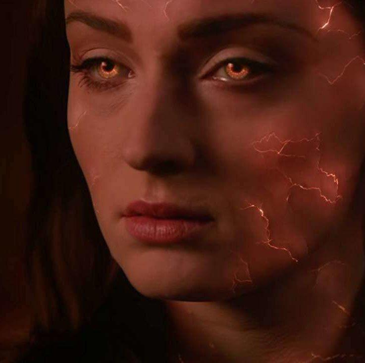Sophie Turner is Jean Grey in DArk Phoenix parent movie review
