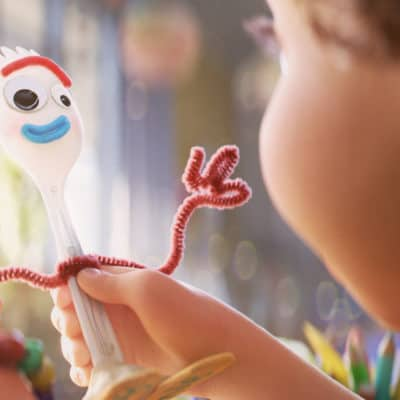 What To Watch First On Disney+: Forky Asks a Question Review