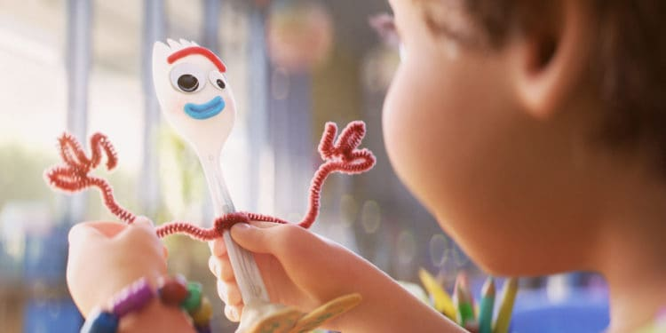 TOY STORY 4 parent movie review Forky and Bonnie