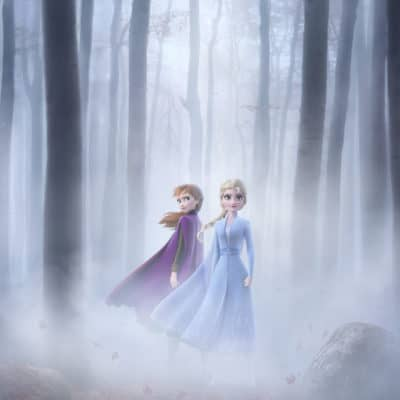 New Trailer From Frozen 2