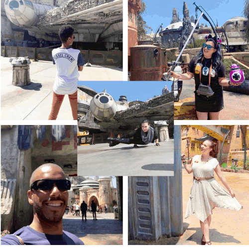 We Live On Batuu: Fangirling Star Wars: Galaxy's Edge