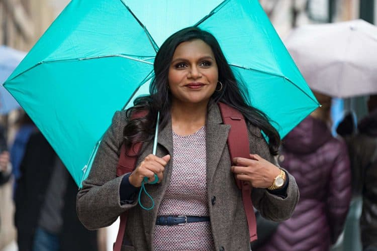 mindy kaling late night parent movie review