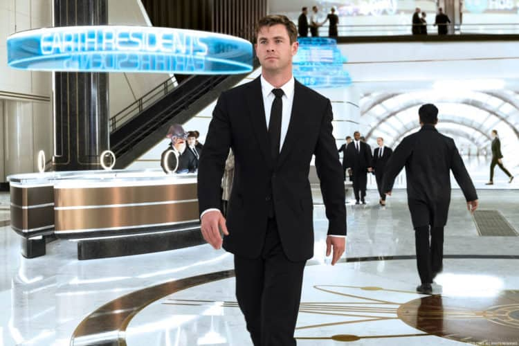 men in black international parent movie review chris hemsworth
