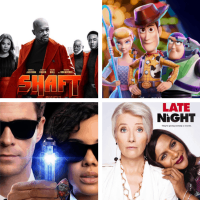 shaft, toy story 4, late night, men in black international movie review