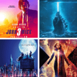 Podcast reviews John Wick 3, Godzilla, Secret life of pets, Dark Phoenix