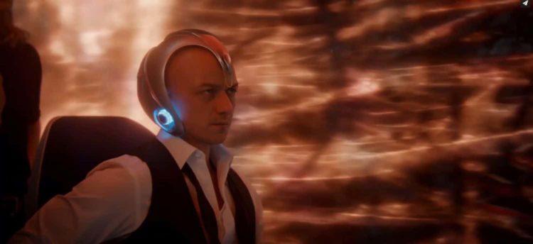 Charles Xavier of the X-Men in Dark Phoenix parent movie review