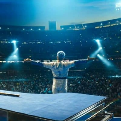 Rocketman Parent Movie Review   I Think It's Going to Be (In Theaters) A Long Long Time