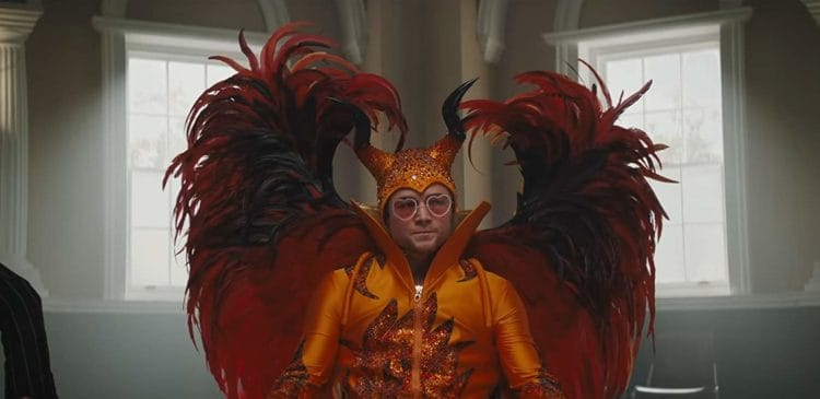 Rocketman parent movie review rehab
